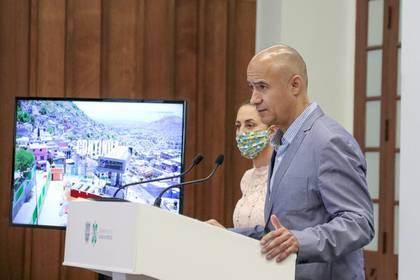 Jesús Antonio Esteva Medina, Secretario de obras y Servicios de la Ciudad de México Foto: Cortesía